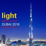 Light Middle East Dubai 2018
